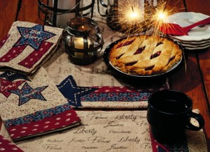 Liberty Table Scene 2 - 4th of July
