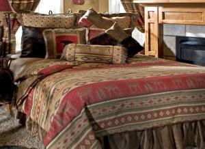 Adirondack Woodlands King Comforter Set
