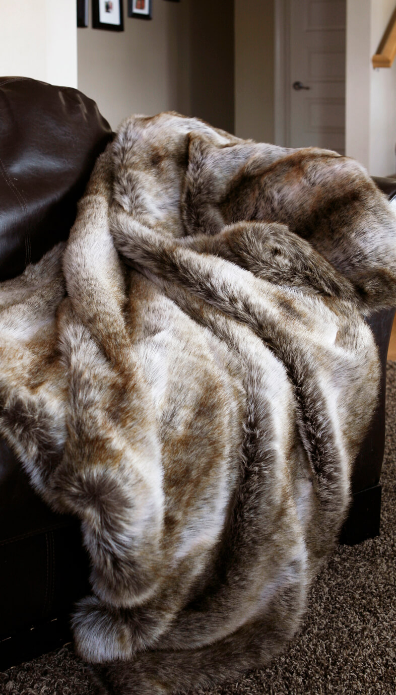 Shop for faux fur blankets online at Target. Free shipping on purchases over $35 and save 5% every day with your Target REDcard.