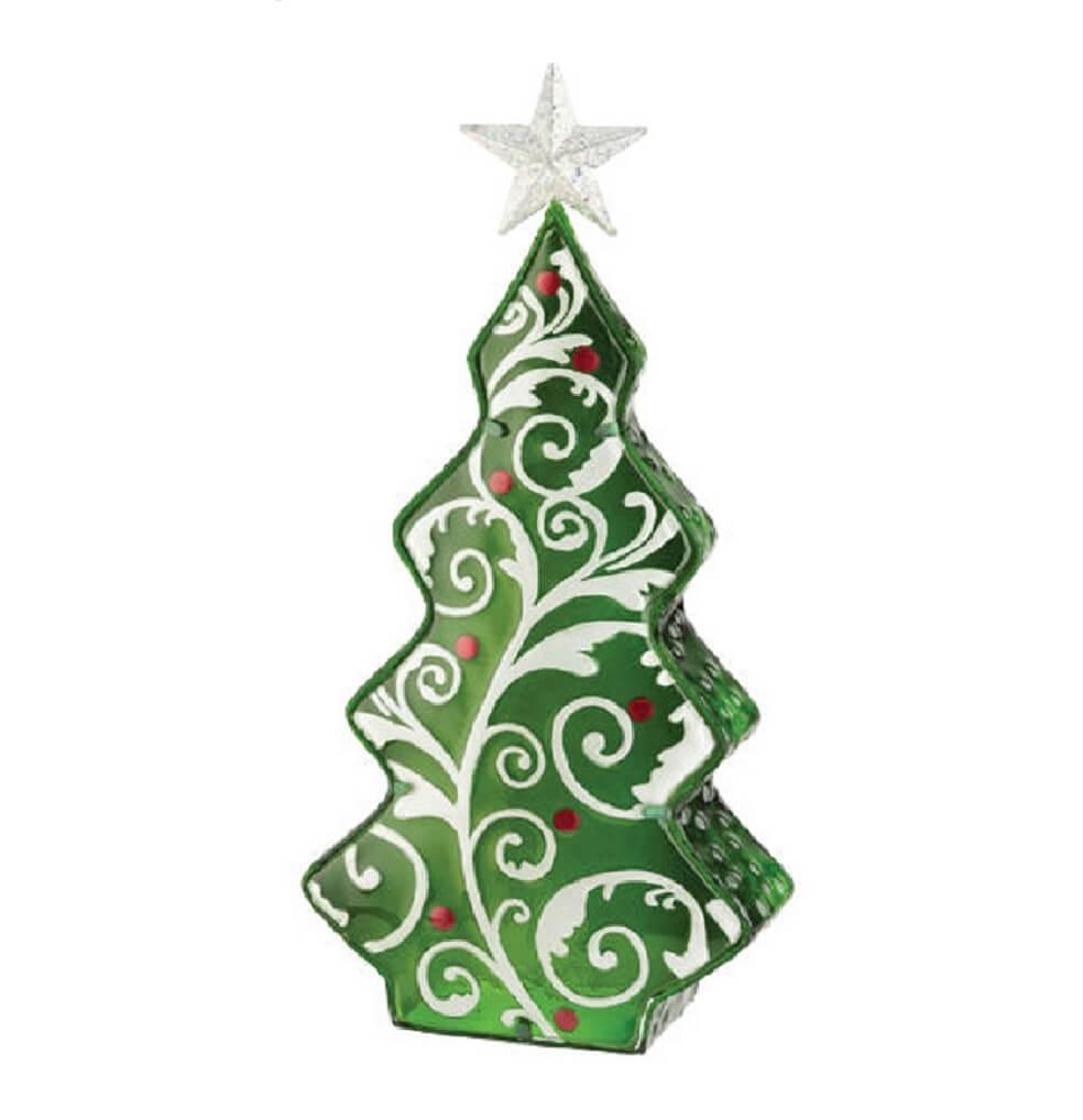 5 Foot White Christmas Tree