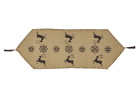 Prancer Standard Table Runner