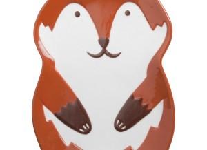 Franny Fox Appetizer Plate