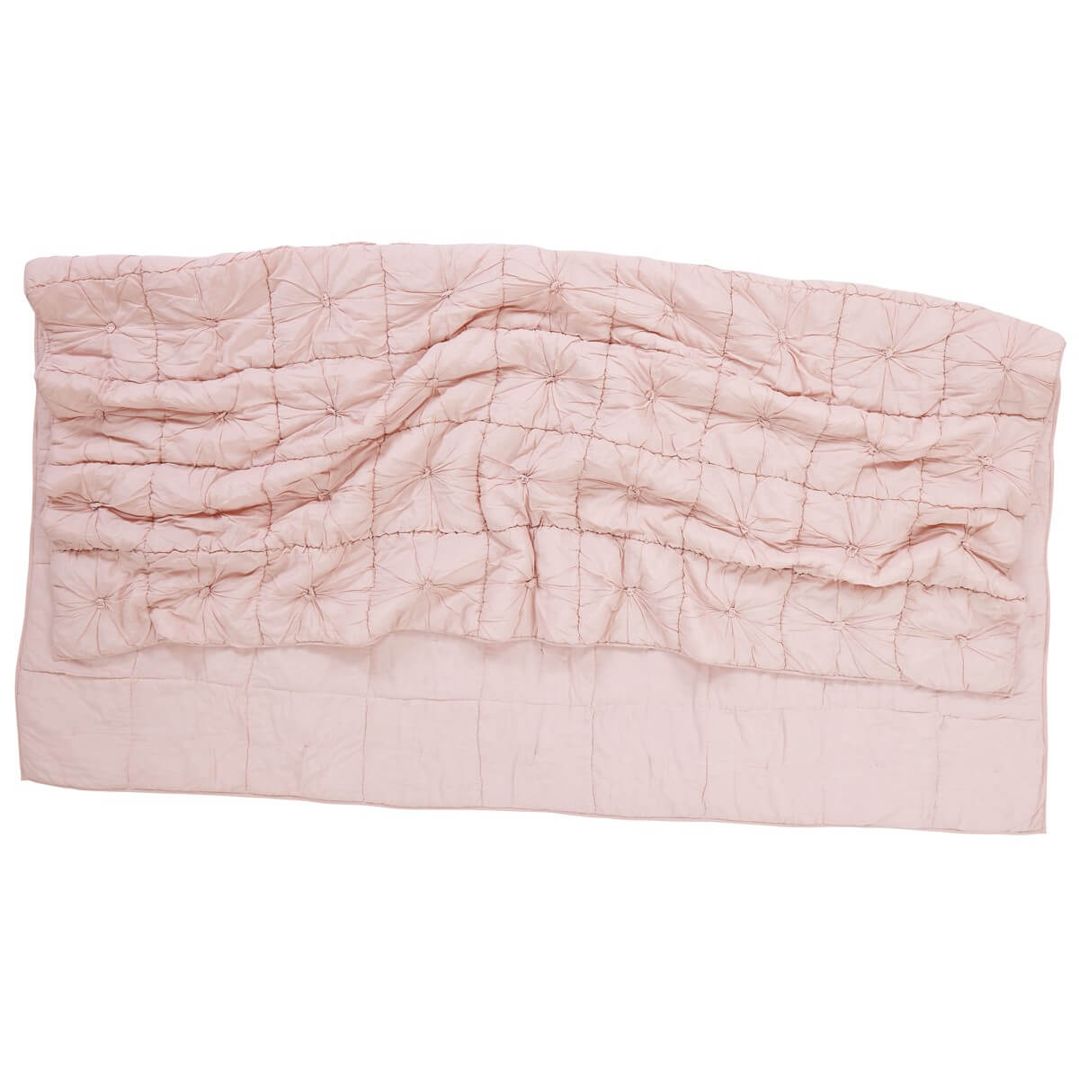 Camille Blush Pink Luxury King Quilt Set - Teton Timberline Trading : pink quilt - Adamdwight.com