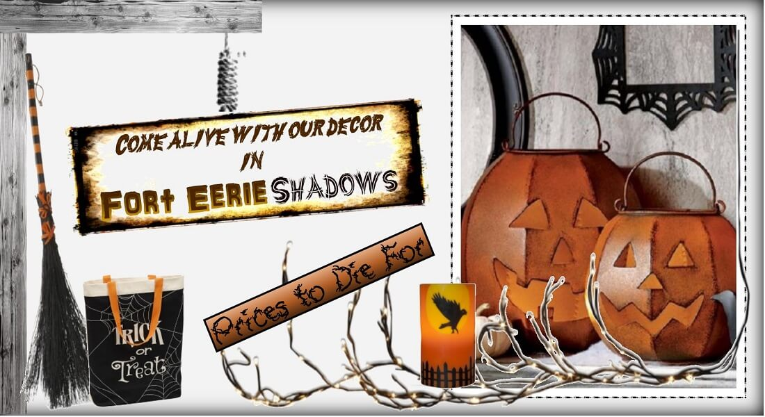 Fort Eerie Shadows