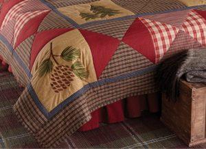Cabin Bed Skirt