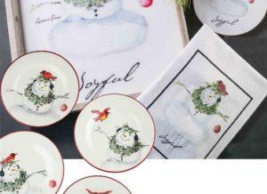 Cynthia Dunn Joyful Snowman Assortment