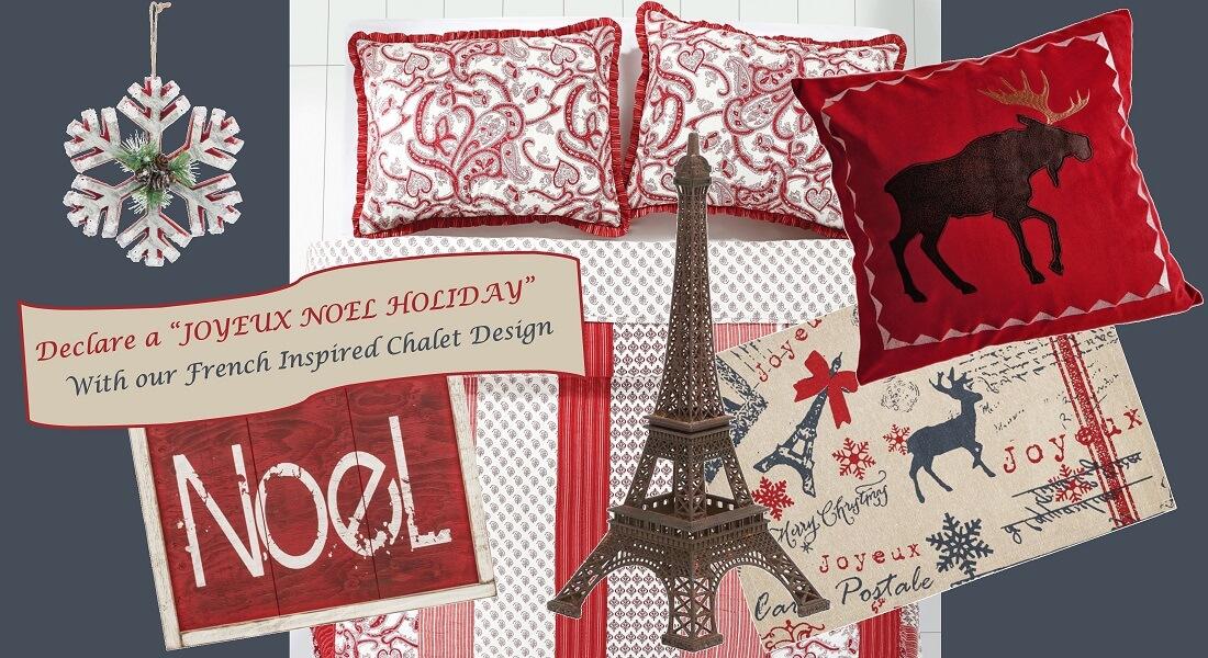 Joyeux Noel Chalet Holiday