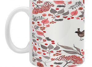 Monika Strigel The Gift Valentine's Day Mug