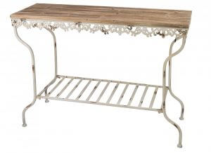 Rustic French Country Garden Table