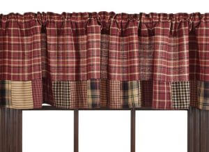 Rutherford Quilted Valance