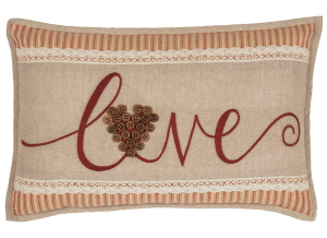 Ozark Love Throw Pillow