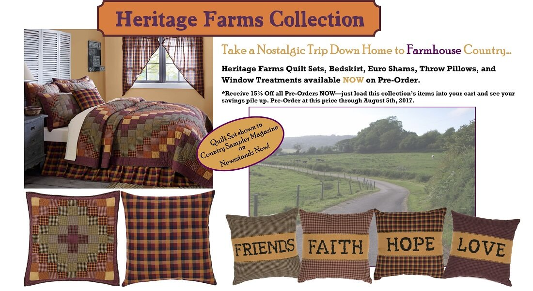 Heritage Farms Collection
