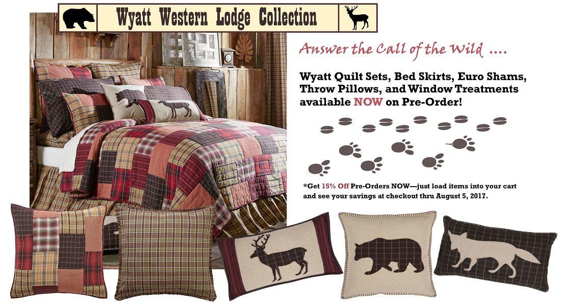 Wyatt Lodge Collection