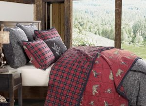 Woodland Plaid Quilt Collection
