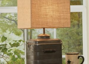 Miner's Lunchbox Lamp