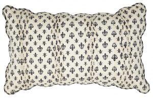 Elysee fleur-de-lis Luxury Pillow Sham