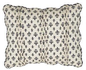 Elysee fleur-de-lis Standard Pillow Sham