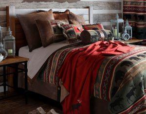 Backwoods King Comforter Set