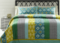 Addison King Quilt Set