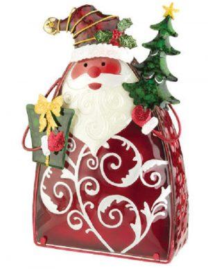 Santa Tabletop Electric Lamp