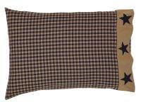 Teton Star Pillowcases