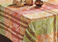 Harvest Jacquard Tablecloth
