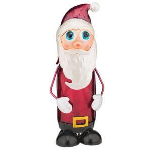 Santa LED Jar Lantern