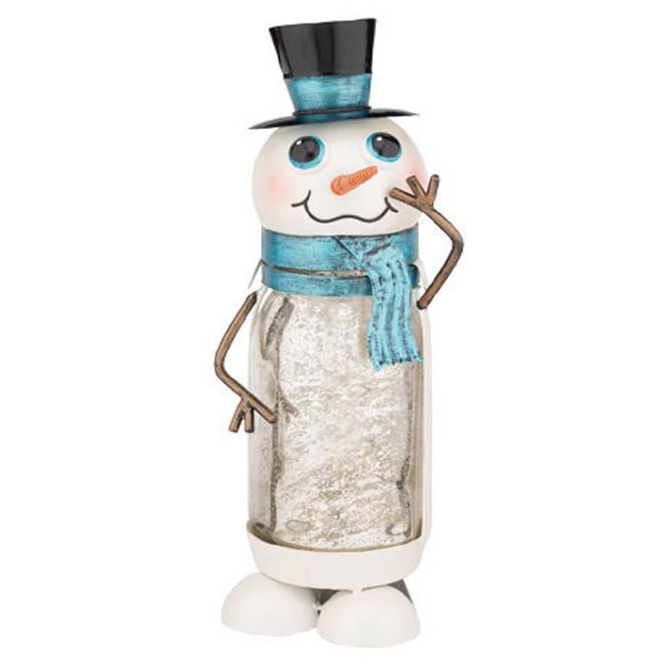 Snowman Kitchen Decor