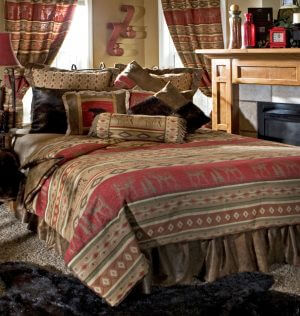 Adirondack Woodlands Bedding Collection