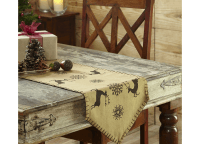 Prancer Large Table Runner