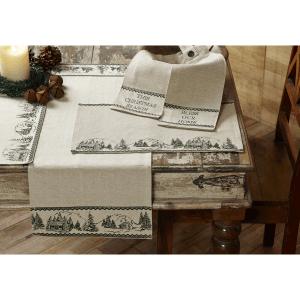 Timberland Christmas Placemat