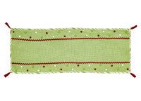 Whimsical Christmas Small Table Runner