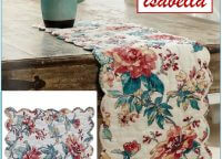 Isabella Quilted Tabletop Collection