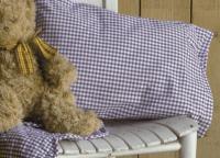 Kids Purple Pillow Set