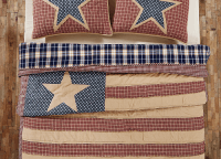 Independence Twin Quilt