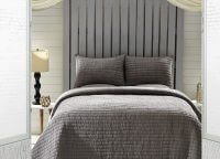 Rochelle Grey Twin Quilt Set