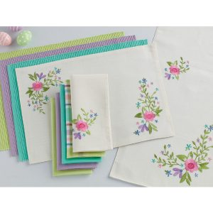 Spring Fling Place Setting