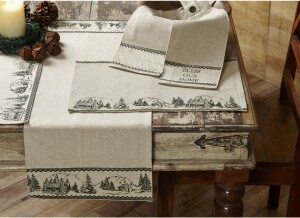 Timberland Placemat Set