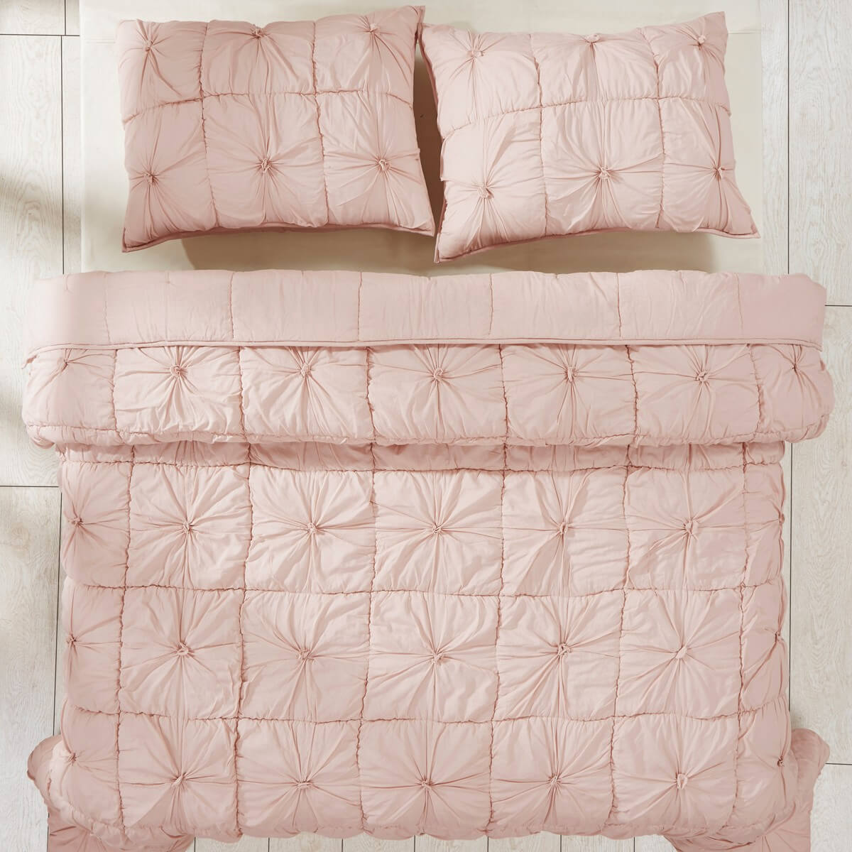 duvet cover in king belledorm thread double pink sateen single superking cotton count egyptian white blush