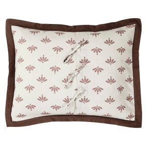 Jocelyn Standard Pillow Sham Back