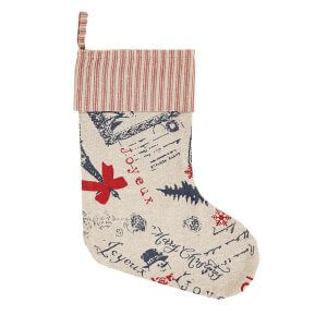Joyeux Noel Stocking