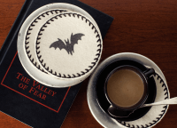Gone Batty Coaster Set