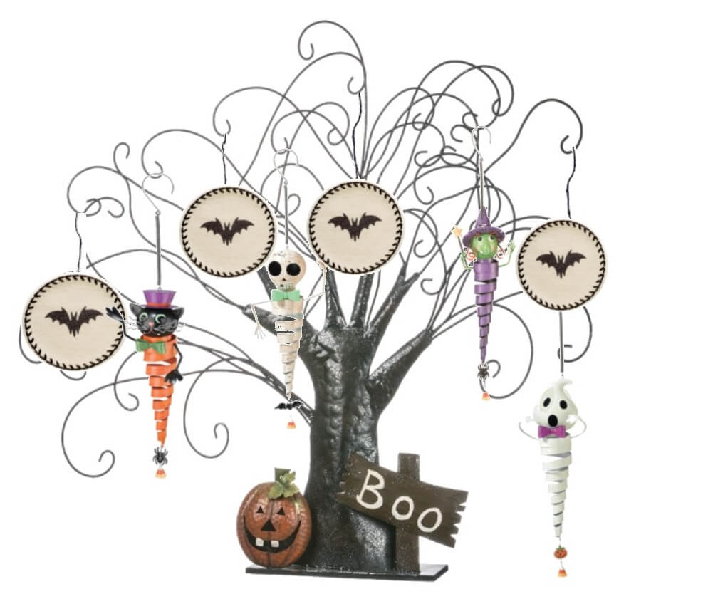 Gone Batty for Front Porch Halloween Ideas