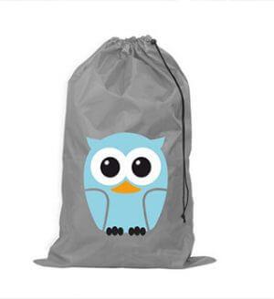 Blue Owl Laundry Bag
