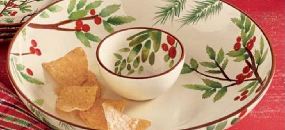 Holiday Bakeware & Serveware