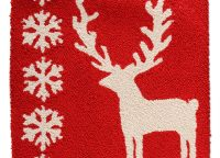Alpine Stag Pillow Cover