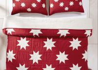 Kent Snowflake King Quilt Set