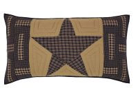 Teton Star Luxury Pillow Sham