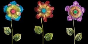 Wireless Speaker Flower Stake Collection