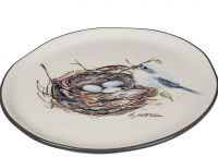 The Nest Collector's Plate